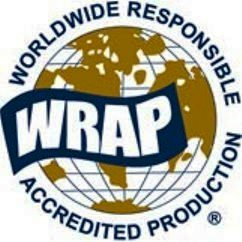 WRAP Worldwide Responsible Accredited Production Certification